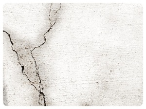 beautifully cracked... like me...