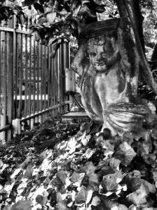 Tree Cherub: Atlanta: Photography by Noelle