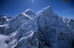 Mt. Everest: free Bing Photos
