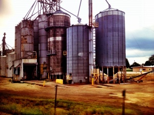 Silos of the Heartland: Photos by Noelle