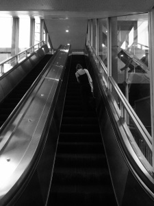 Stamford Train Station: Photo by Noelle