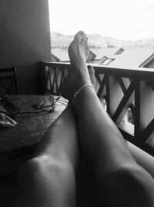 Lazy Sunday: Photo by Noelle